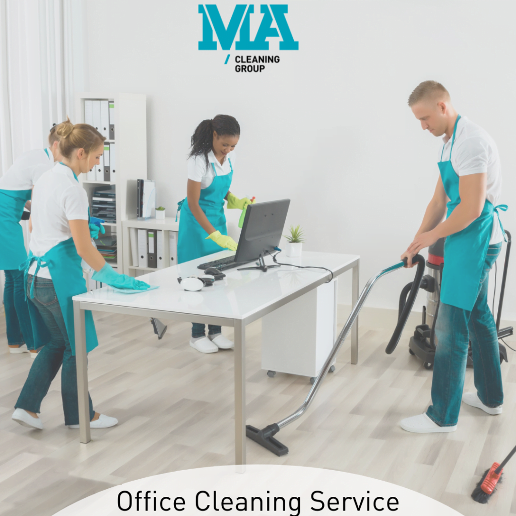 Cleaning and Sanitization Service